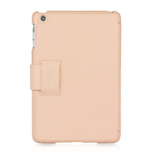 [Macally]아이패드 미니 BSTANDMINIP Leather Case iPad Mini [Pink]