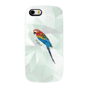 [A-STEP] Camo Parrot Green Slimpackcase 슬림팩케이스